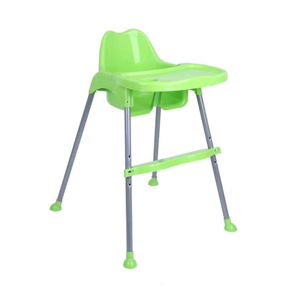 Portable Folding Chair Portable Foldable Baby Highchair,Junior Seat,Contempo Highchair,Removable Tray, Multi-Function Dining Chair, Out Eating Table and Chair Convenient and Practical
