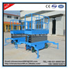 Electric hydraulic cargo lift mobile scissor lift single person vertical hydraulic lift