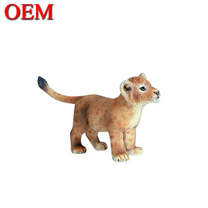 Customized Wild Life Lion Figure Animal Figures