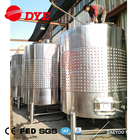 2500L conical fermenter for winery grape fermenting