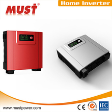 Creative design modifided sine wave 1kva solar power home system