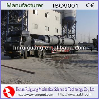 High Efficiency Activated Carbon Rotary Kiln / Rotary Kiln Burner ...