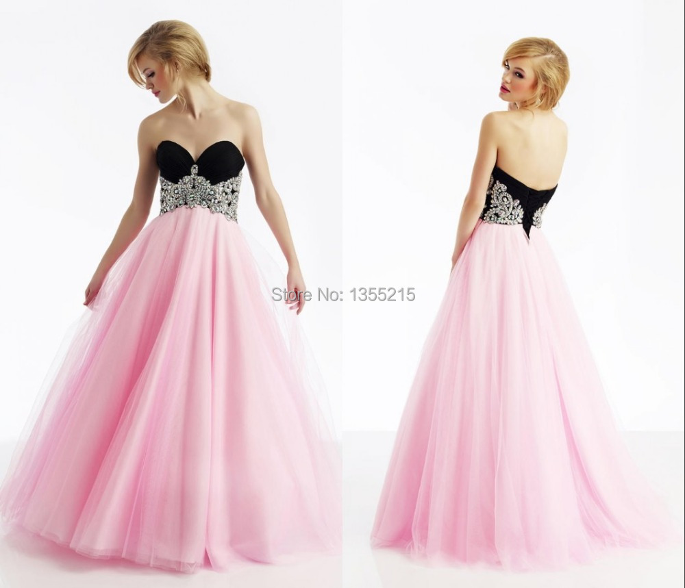 Cheap Prom Dresses Pink Puffy, find Prom Dresses Pink Puffy deals ...