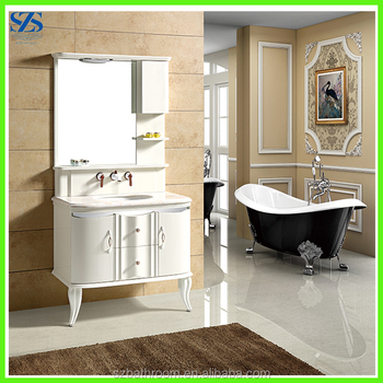 Alibaba China Market French Provincial Bathroom Vanity