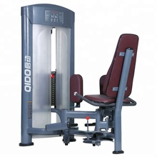 Qido Hip Abduction Brace Trainer Verticale Leg Press Macchina Usata Per Palestra Commerciale attrezzature Per Il Fitness