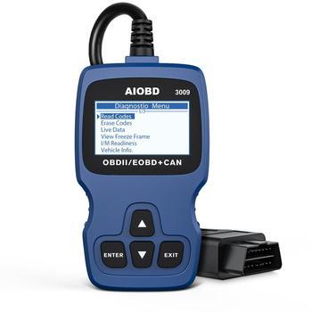Vehicle Code Reader >> Ausland Obd2 Scanner Auto Code Reader Aiobd 3009 Same With Om123 Universal Obdii Vehicle Check Engine Fault Code Reader Buy Obd2 Scanner Aiobd