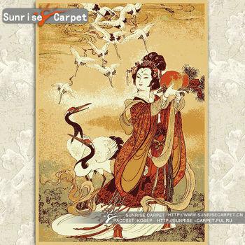 Chinese Wall Art Rugs