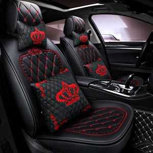 Universal Fit PU Leather Car Seat Cover For Different Cars JTOL-P17402