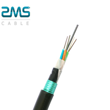 China Supplier optic fiber cable 4 6 12 core customized optical armored cable for outdoor