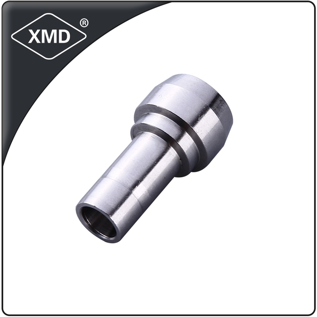 high performance reducing stainless steel pipe to tube thread adapter