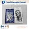 customed print cell phone bag for iphone hot sale clear cellphone plastic packaging custom printed cellphone bag