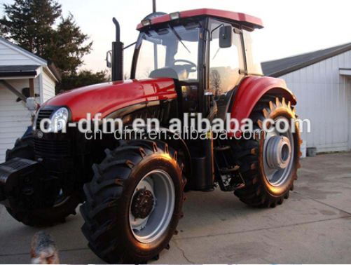 China Cheap 18-130hp 2wd/4wd Farm Tractor for sale top quality