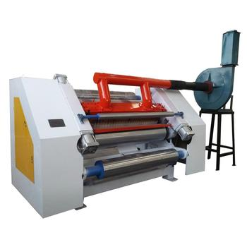 Hot Sale Fingerless Single Facer Corrugator Corrugation Machine For  Corrugated Cardboard Making Plant - Buy Single Facer Machine,Single Facer