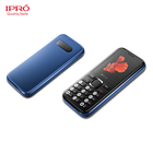 600mAh long standby quad band 1.77 inch ipro cellular phone