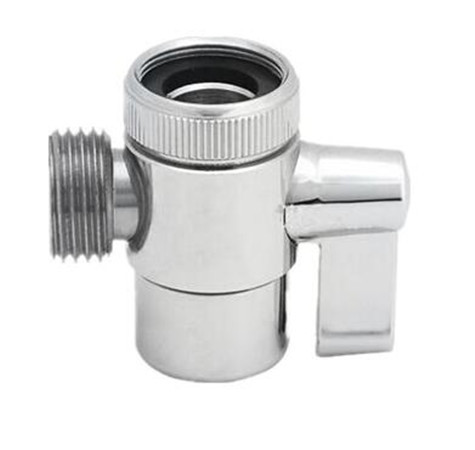 Bathroom Kitchen Basin Universal Faucet Adapter Diverter Valve To Water  Filter System Bidet Sprayer