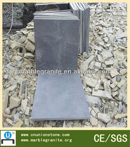 Blue Grey Slate Floor Tile