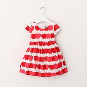 2 years baby girl party/birthday girl dress children frocks designs apple cute baby girl princess dresses
