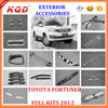 Accessories For Toyota Fortuner 2012 Toyota Fortuner 2012 Full Accessories Exterior Accessories Fortuner