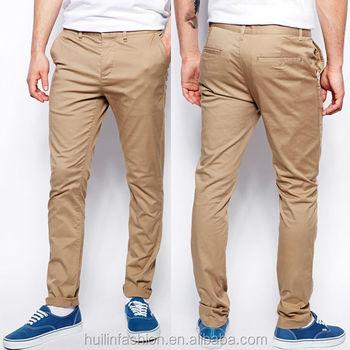3255b45b8e8 2016 en gros mode hommes vêtements pour hommes fantaisie pantalon chino