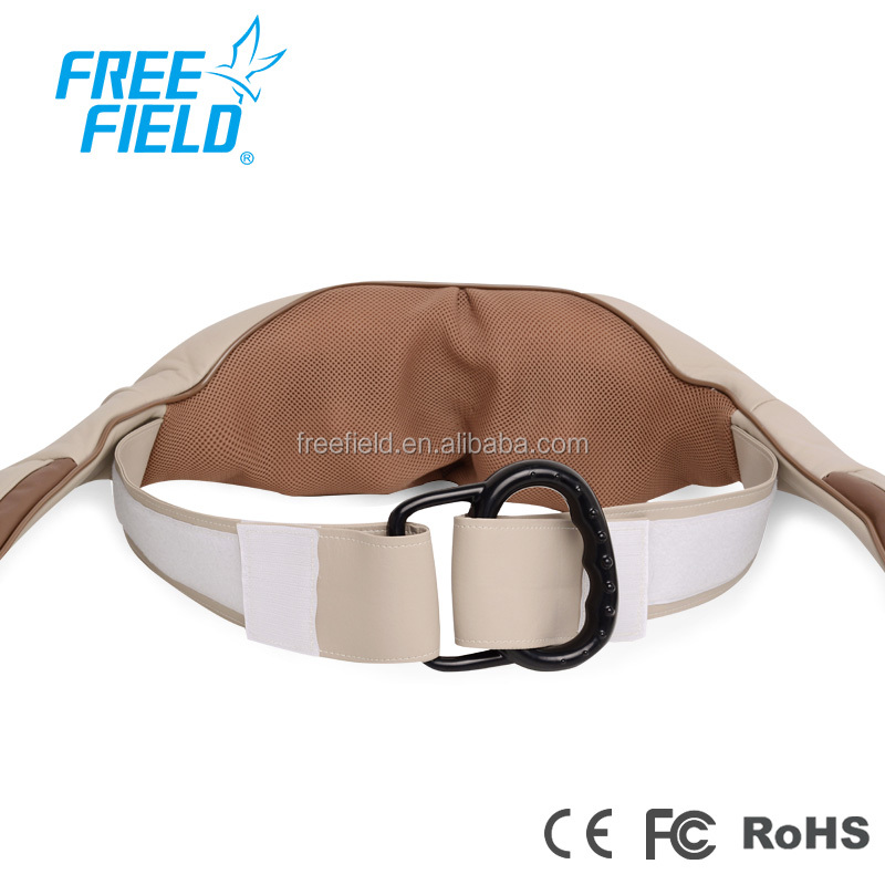 Wholesale kneading shoulder and neck massage tie shoulder belt in bedroom protection neck for muscle spasm