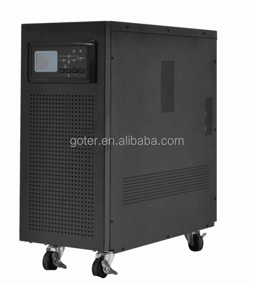 Three phase in and out On-Line High Frequency 20Kva UPS Price