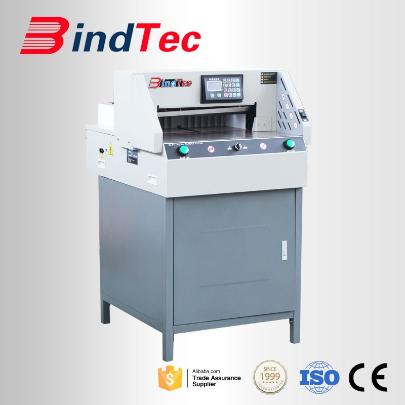 BD-4908R Electric Paper Cutting Machine Automatic Paper Cutter Program Paper Guillotine for Sale