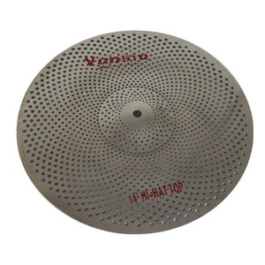 Good performance practice silencer cymbals