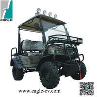 CE approved 4x4 electric hunting car, UTV, EG6020A4D