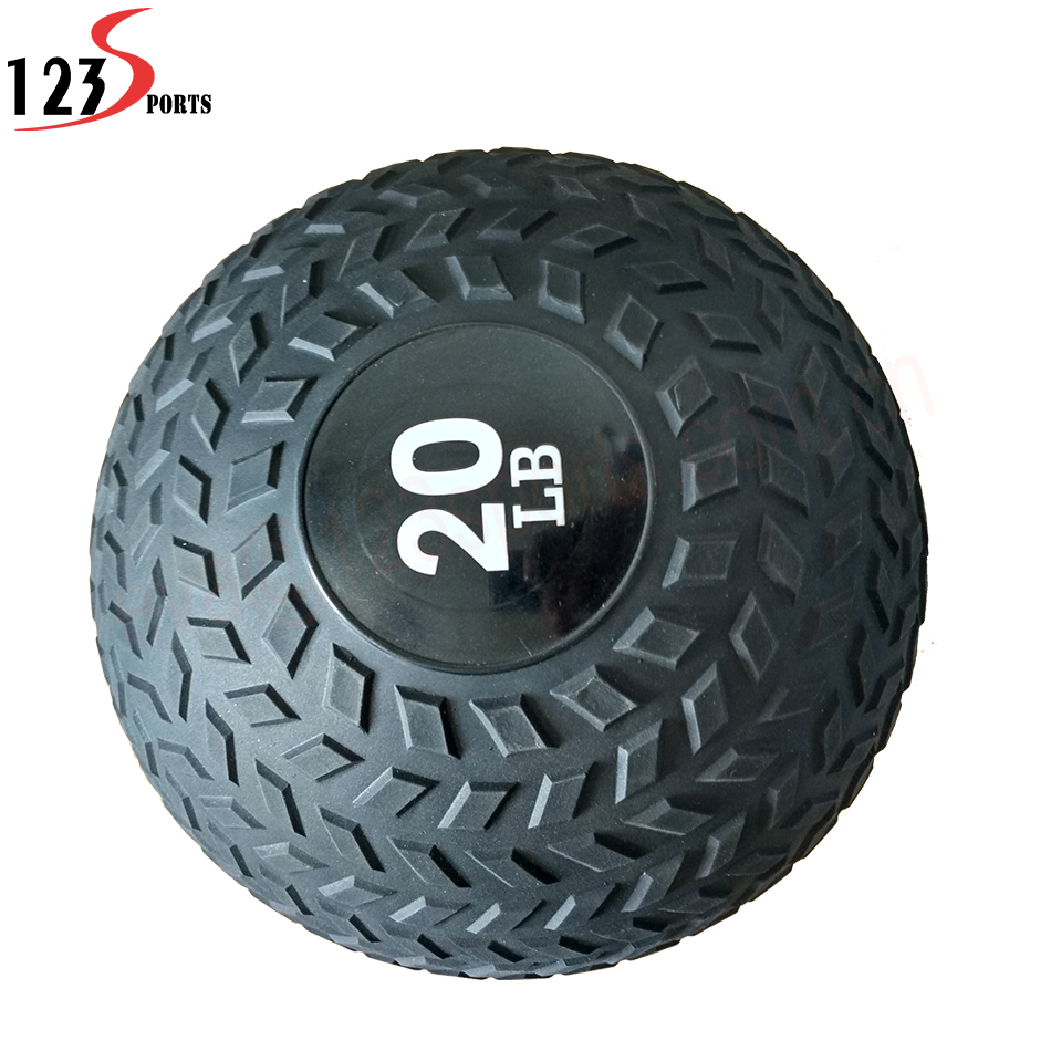 Good Quality Gym PVC Sand Filling Crossfit OEM Slam Ball