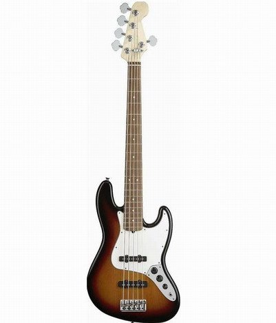 5 Strings electric Basswood bass/chinese electric bass maple/hot selling