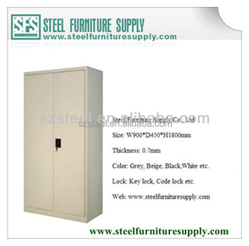 Double Door Steel Cupboardused Steel Storage Cabinetsgalvanized