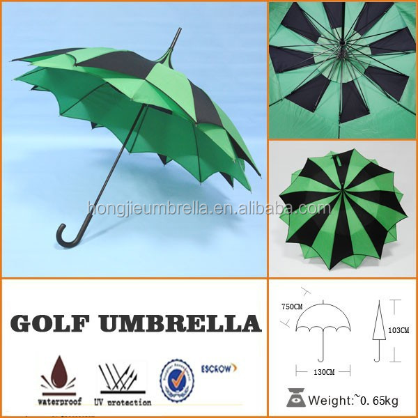 chinese factory sunshade pagoda umbrella for umbrela