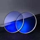 도매 1.56 1.61 1.67 안티 Blue 빛 Block Blue Ray Lens UV400 Blue 컷 Lens