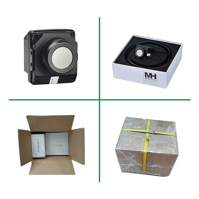 Yüksek performanslı taşınabilir gece görüş video kamera hayalet kızılötesi