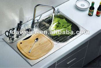 CH377 kitchen sink stainless steel High quality, View High quality ...