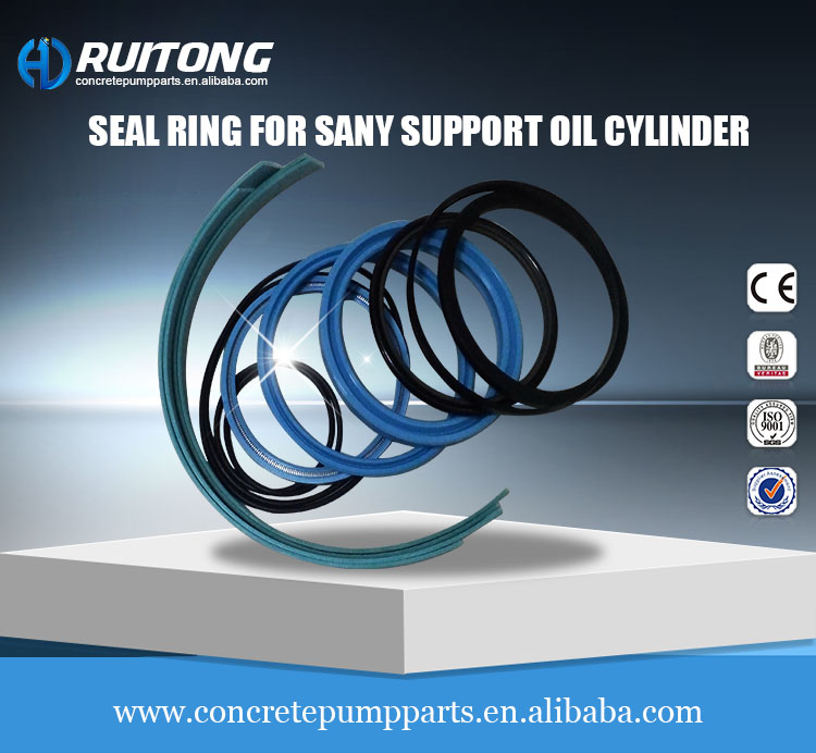 seal ring for Sany support oil cylinder Sany parts