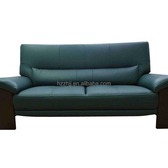 Living Room Design Furniture Modern Italian Leather Sofa Model