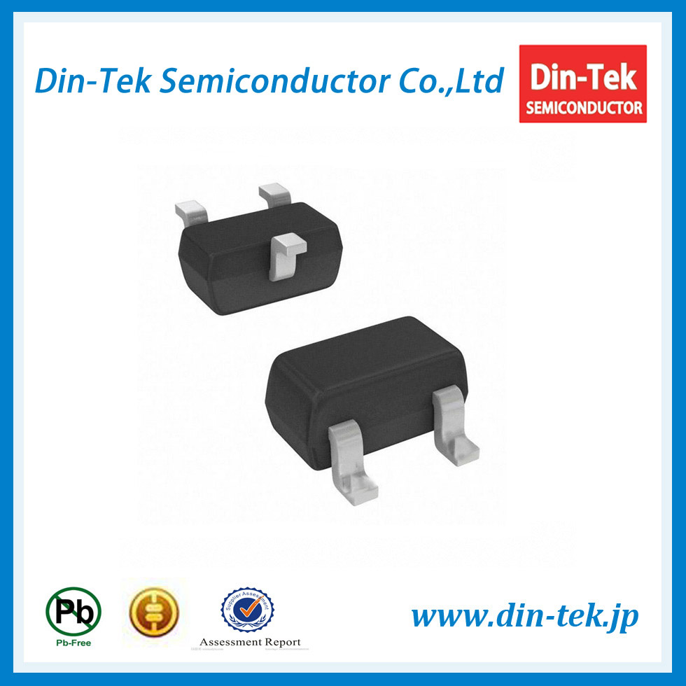 Reset Circuit IC Mosfet Component DTS2012 20V 4A