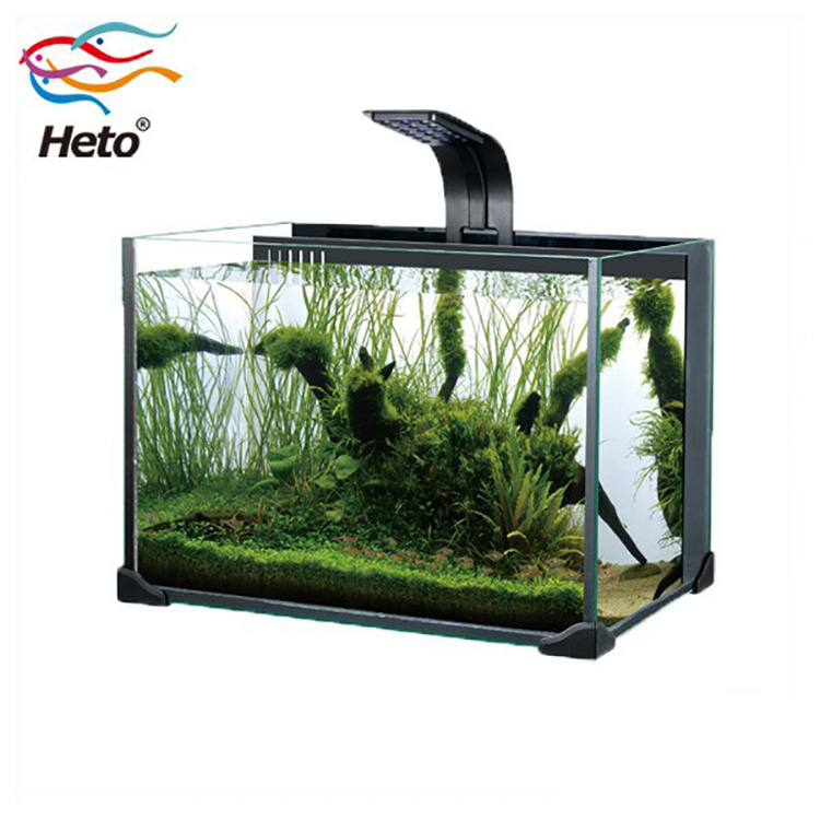 Heto fish Aquarium tank, aquarium fish tank, pecera nano