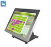 15 Inch Cash Register Pos Hardware Bezel Free Touch Pos System