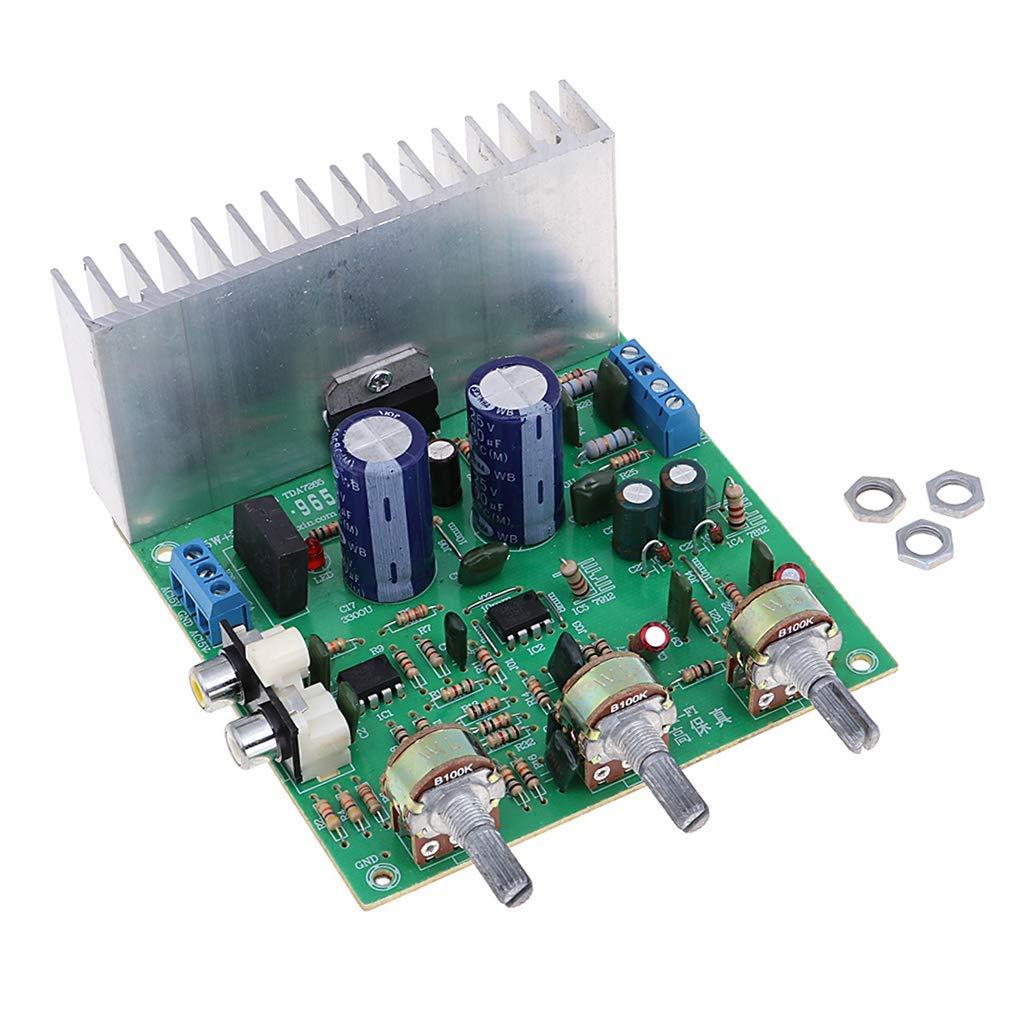 5PC TDA7265 Dual Channel Audio Power Amplification TDA7265B ZIP-11 #