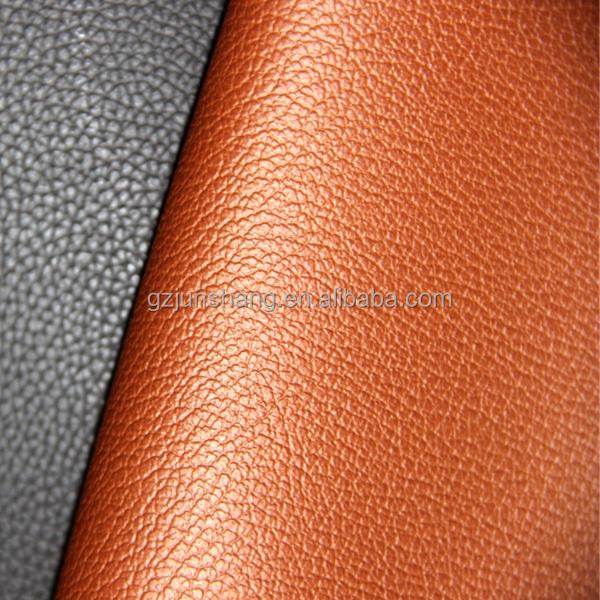 Pvc synth tique cuir avec litchi motifs pour canap for Housse de chaise en cuir