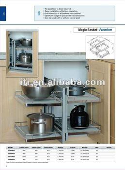 Schrank Küche Magic Corner - Buy Küche Magic Corner,Kabinett Magic ...