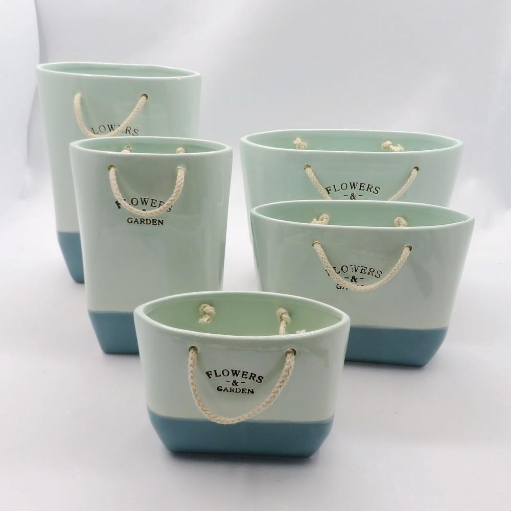 Vasi Neri In Plastica.Vasi Neri Di Plastica Decorati All Ingrosso Acquista Online