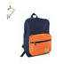 600d polyester latest fashion 2d day backpack bag with strap for children