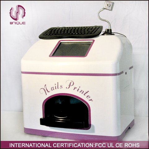 nail art manicure machine /photo fingernail printers