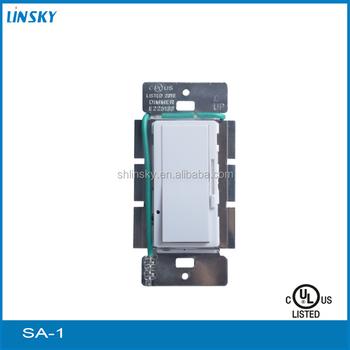 shanghai ul listed electrical decorator 120v 60hz single pole 600 w