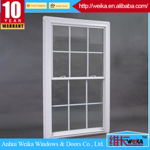 fashionable design vertical sliding sash windows/aluminum window