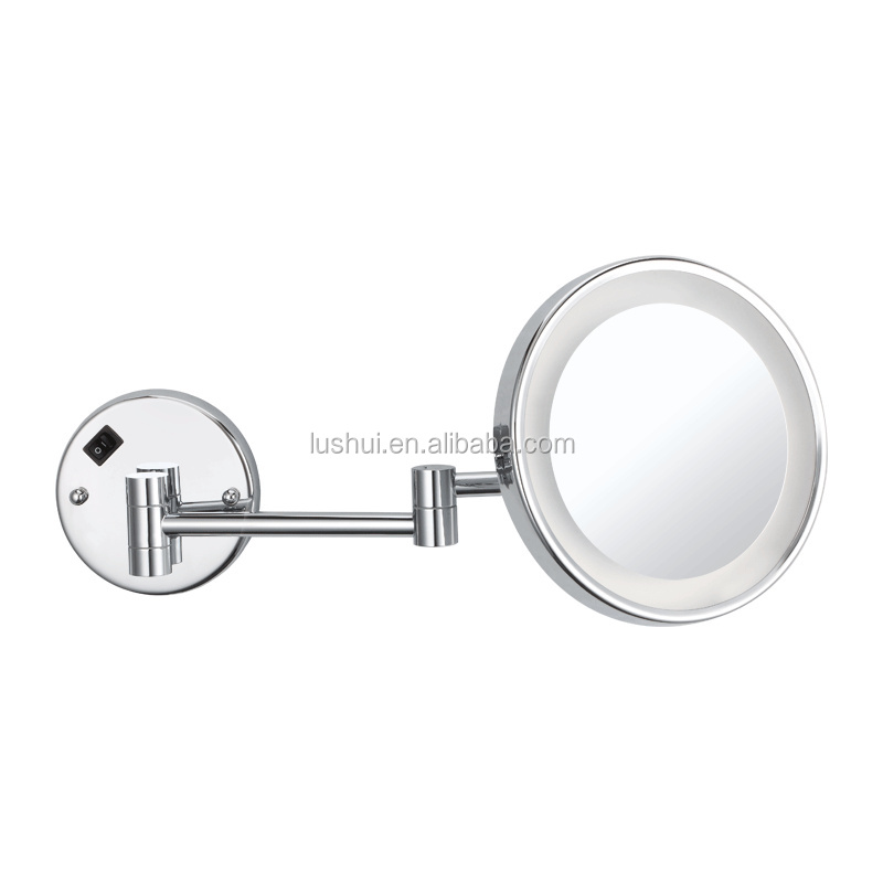 Makeup LED lighted vanity mirror wholesale