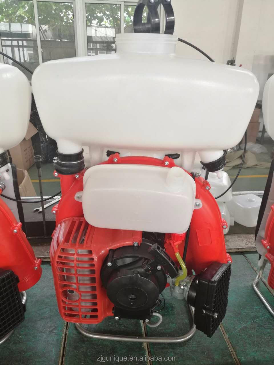Pülverizatörü ittirme için araçlar